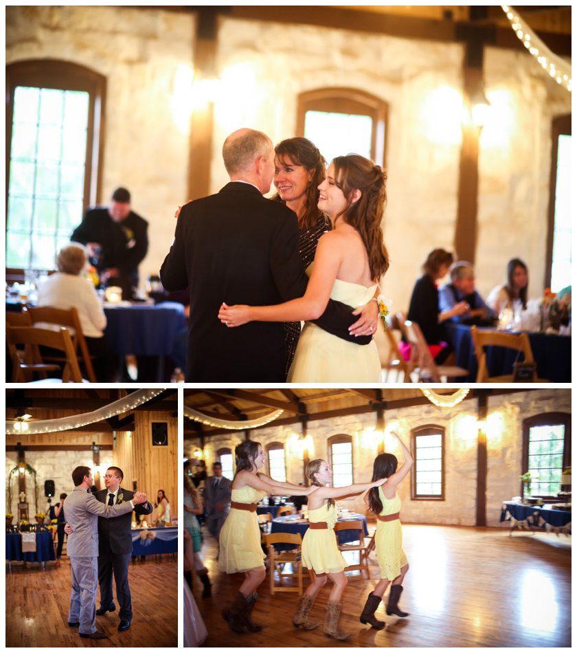 Pecan Springs Ranch Wedding