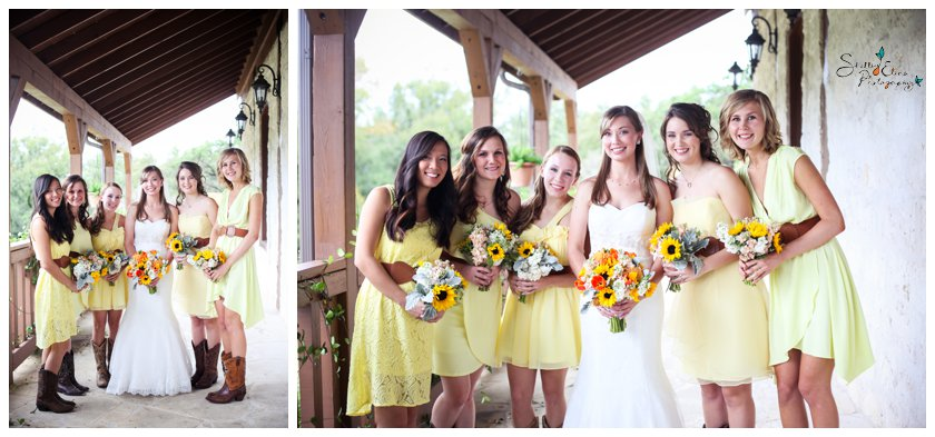 Pecan Springs Ranch Wedding