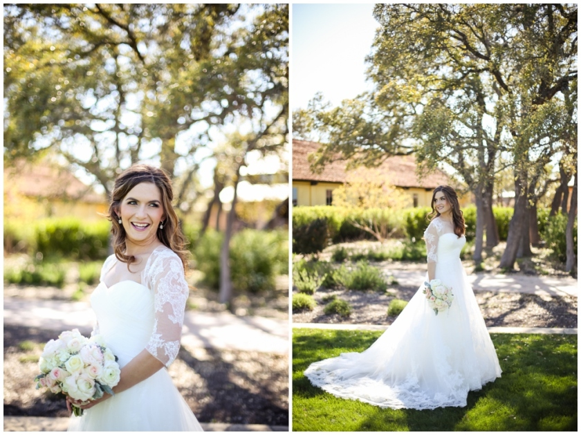 Pernovias Wedding Dress - Shelley Elena Photography