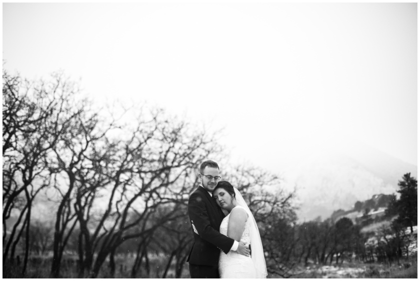 Colorado Springs Wedding Stone Haven Event Center
