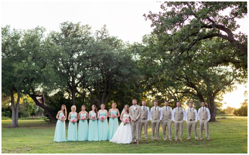Kindred Oaks Texas Wedding- Haley & Austin_0022